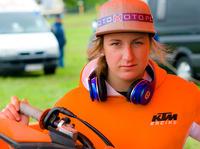 Historyczny wyczyn polskiej zawodniczki Motocross - Joanna Miller na podium Mistrzostw Świata!
