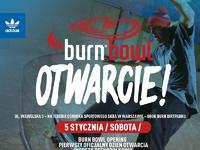 Otwarcie Burn Bowl