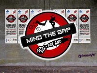 Mind The Gap Promo
