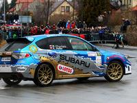 Lotus - Subaru team Polska