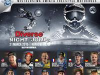 Diverse NIGHT of the JUMPs 2015