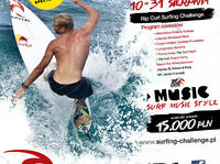 Rip Curl Polish Surfing Challenge 2011