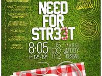 NEED FOR STREET vol. 3