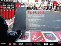 ES Game of SKATE 2011