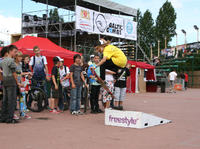Freestyle nadaje z Baltic Games