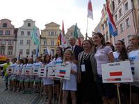 Ceremonia Otwarcia Akademickich Mistrzostw Świata w kolarstwie