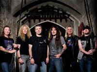 Koncert Iron Maiden w Ergo Arenie