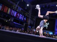 Erlend Fagerli zdominował rywalizację freestyle footballerow