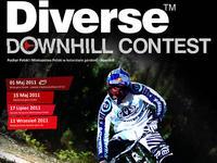 Diverse Downhill Contest wyniki z Zawoi