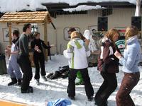 Zakończenie sezonu, narty/snowboard, Molveno - Val di Sole