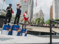 Red Bull Hart Lines – zobacz, jak to się robi w Detroit!