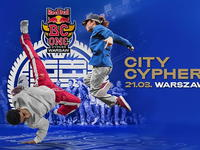 Red Bull BC One City Cypher - Warszawa