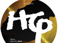 "Hemp Gru ""Droga""- Złotą Płytą"