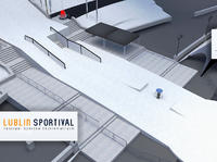 Lublin Sportival 2014 Set up