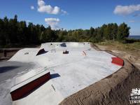 Skatepark w Trzebieży