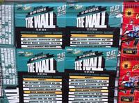 KONKURS - zaproszenia dla 10 osób na THE WALL WARSAW HIP HOP FESTIVAL