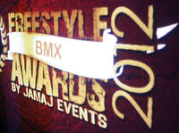 Film z Gali Freestyle BMX Awards 2012