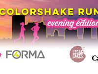 Trening biegowy COLORSHAKE YOUR LIFE VOL.4
