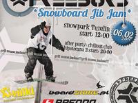 Freebord snow Jib Jam