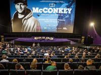 McConkey zachwycił widzów