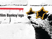 Filmowy debiut Banksy'ego ma polski plakat