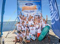 Zakończono I etap zawodów o Puchar Polski w kitesurfingu Ford Focus Active Challenge!