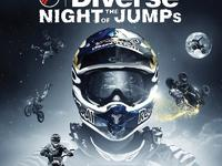 Plakat Diverse NIGHT of the JUMPs 2016 - Ergo Arena