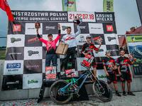 Mistrzostwa Polski Diverse Downhill Contest 2018 - JUNIORZY