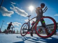 Więcej niż bieganie. Jak przygotować się do startu w triathlonie?
