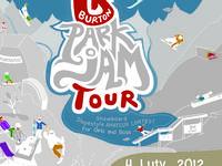 Burton Park Jam Tour 2012