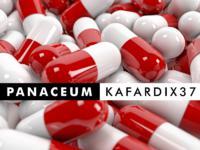 Kafar Dix37 - Panaceum - okładka, data premiery