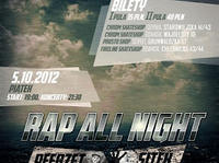 5.10 Sopot: Rap All Night vol.6 - PeeRZet, Sitek/Buszu, WSRH, Molesta