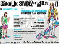 Piknik Snow & Skate