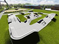 Nowy skatepark w Chorzowie już na wiosnę
