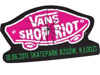 Vans Riot Shop