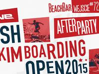 Oficjalne AFTER PARTY po DAKINE Polish Skimboarding Open 2015!