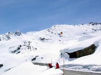 Otwarcie snowparku w Kaunteral