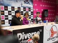 Konferencja prasowa zapowiadająca Diverse NIGHT of the JUMPs