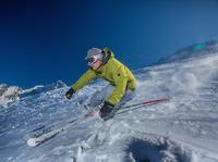 PKL Kasprowy Wierch - narciarz