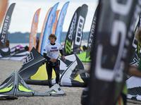 Półmetek zawodów o Puchar Polski w kitesurfingu