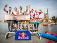 Red Bull Wiosłem po Odrze 2016