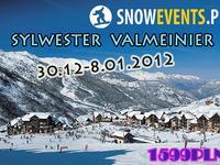 Last Minute SYLWESTER w Alpach Małe TRZY DOLINY ! Valmeinier