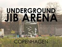 BLOG #1// Jib Arena in Copenhagen