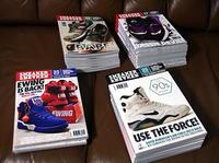 Sneaker Freaker Magazine w Old Silos Sneakers