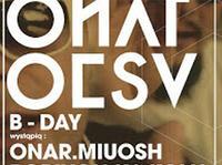 14.12 Warszawa: ONAR & OESU B-DAY @ 55