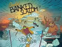 Brelok Banked Slalom 2021