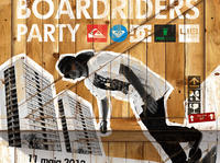 BOARDRIDERS mini ramp JAM + koncert The STUBS