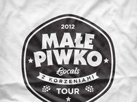 Video z touru Małe Piwko