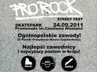 ProRock Street Fest - wyniki