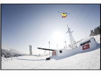 Bartek Rusin - Oscyp Snowboard Contest